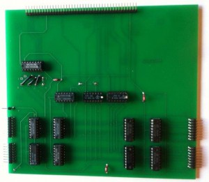 MARK-8 OUTPUT LATCH BOARD