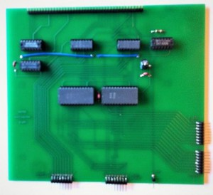 MARK-8 INPUT MULTIPLEXER BOARD